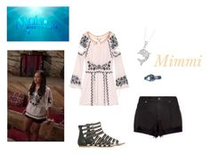 """""""Mako Mermaids Mimmi inspired outfit"""" by ellie-may346 on Polyvore featuring For Love & Lemons, rag & bone, Sirena and makomermaids"""
