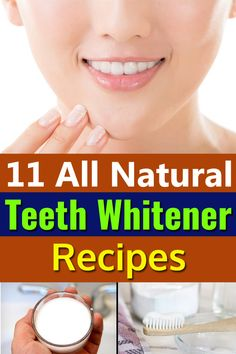 All Natural Teeth Whitener Recipes Try these effective all natural teeth whitener recipes to get rid of plaque and tartar buildup in no time!Try these effective all natural teeth whitener recipes to get rid of plaque and tartar buildup in no time! Whitening Skin Care, Charcoal Teeth Whitening, Natural Teeth Whitening, Teeth Implants, Dental Implants, Dental Surgery, Baking Soda Teeth, Receding Gums, Cosmetic Dentistry
