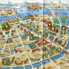 карта питера с достопримечательностями скачать - Google 搜尋