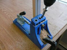 One Jig to Rule Them All Hot tool helps newbies build fantastic furniture Stephanie Reavis' beautiful cabinet constructed with a Kreg Jig As spring sneaks in, it's fun to go through each room in your house and create a punch list of things you'd like to change, add or replace. The list can hold all of the items that bug you, from minor to major, not including relatives. Don't hold back; put everything down on...
