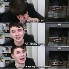 When hello internet actually made Dan cry