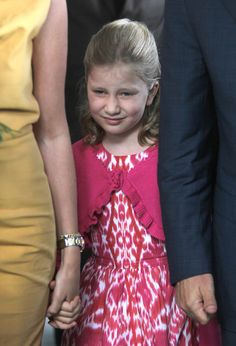 Princess Elisabeth in Mathilde And Philippe Of Belgium Visit Gent