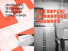 Typographer Comparison Project on Behance