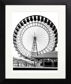 The New York Times Archive - Chicago's Great Ferris Wheel - 1893