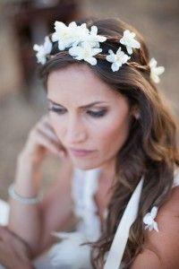 Coroa de Flores para Noivas