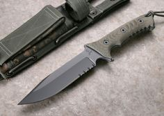 The Chris Reeve Pacific Knife the hardest working knife u will ever own