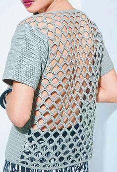 Crochet Cardigan, Knit Crochet, Crochet Stitches, Crochet Patterns, Boho Chic, Yarn Crafts, Tunic Tops, Knitting, Sweaters