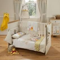 Disney Winnie The Pooh Nursery Bed Linen Collection