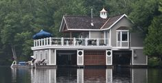 lake muskoka millionaires row - Google Search