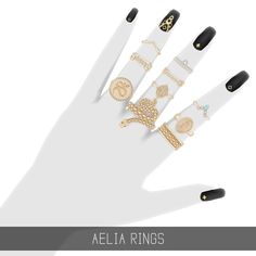 Sims 4 Cc Eyes, Sims Cc, Sims 4 Cas Mods, Sims 4 Nails, Sims 4 Piercings, The Sims 4 Pc, Sims 4 Characters, Sims 4 Dresses, Sims 4 Cc Packs