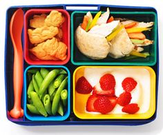 Picture perfect lunches