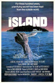 The Island (1980) - Michael Caine DVD