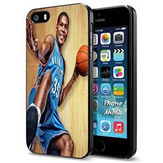 NBA Kevin Wayne Durant Seattle SuperSonics / Oklahoma City Thunder basketball, Cool iPhone 5 5s Smartphone Case Cover Collector iphone Black Phoneaholic http://www.amazon.com/dp/B00W9XKJQQ/ref=cm_sw_r_pi_dp_llLpvb1NCASF7