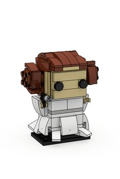 Leia Brickheadz by RR Pantom