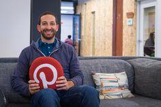 """Matt Crystal, responsable de la división internacional de Pinterest: """"Somos la red social de la inspiración"""". En el periódico EL MUNDO"""