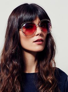 Free People Freshly Introduces Its 2016 Sunglasses Collection. -  What is the hottest fashion trend going on in the eyewear industry now? You will get the answer by scrolling through Free Peoplesnew 2016 sunglasses collection. These new styles are of different charisma casual Vintage-featured or classicexquisitely showing off Free Peoples relaxing and luxurious brand spirit off.  Since the time Free People is launched it has been aspired to achieving those brand characteristics all together…
