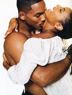Inspiring Couple - Will Smith and Jada Pinkett Smith