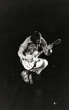sirpeter64: Pete Townsend gets plenty of air time.