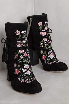 92e52d4ef5c84d 46 Best floral boots images in 2019