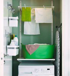 Washing machine / стиральная машина / storage / хранение