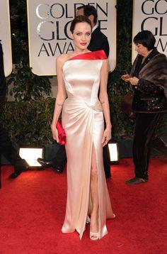 Angelina Jolie Photos - 69th Annual Golden Globe Awards - Arrivals - Zimbio