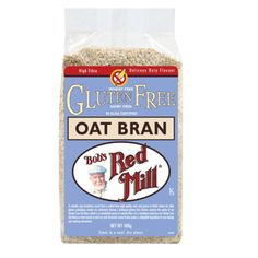 Red Mill Oat Bran : Gluten Free ~ For more treasures like this -'Like us' on http://fb.me/Biskgetz to help our community grow! Biskgetz.com #Biskgetz @Biskgetz #IntoGlutenFree - celiac disease, coeliac disease, gluten free diet, wheat free diet, gluten intolerance, gluten sensitivity, gluten allergy.