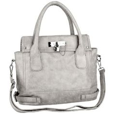 Chic Office Tote Soft Leatherette Embossed Ostrich Double Handle Satchel Handbag Shoulder Bag w/Detachable Strap --- http://www.amazon.com/Leatherette-Embossed-Ostrich-Shoulder-Detachable/dp/B005027Y3O/ref=sr_1_65/?tag=telexintertel-20