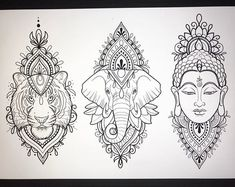 Top small Tattoo collection for women – tattoos – mandala Buddha Tattoo Design, Buddha Tattoos, Buddha Tattoo Meaning, Tattoo Design Drawings, Mandala Tattoo Design, Tattoo Sleeve Designs, Tattoo Designs Men, Mandala Tattoo Back, Sexy Drawings