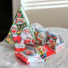 Kinder chocolates and giveaway