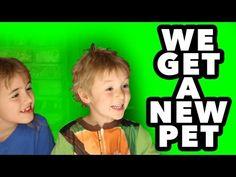 We Get A New PET!!! Magic Monday
