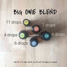 Did you fall off the ladder or trip on the sidewalk? Sometimes you need a great Blend to help you get through a rough time. Try this easy to make roller bottle Blend with helichrysum, frankincense, lemongrass, wintergreen, and siberian fir essential oils! <br>www.thepricklypilotswife.com<br>#doterra #essentialoils #broken<br>