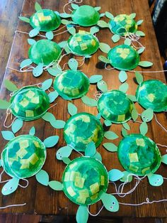 Pet Turtle Paper Craft for Preschoolers The kids loved making their own pet turtle out of paper plates crepe paper and construction paper at Here Wee Grow Childcare Preschool in Menifee California Preschool Crafts, Fun Crafts, Crafts For Kids, Reptiles Preschool, Toddler Art, Toddler Crafts, Festa Mickey Baby, Paper Plate Crafts, Paper Plates