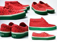 Watermelons! I love it!