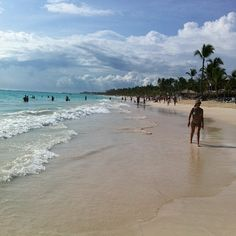Punta Cana is a desolate area outside of the resorts, but inside, it is gorgeous...  lush, green, beautiful, wildlife, beaches and the ocean