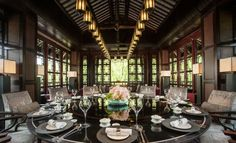 杭州西子湖四季酒店 FOUR SEASONS HOTEL HANGZHOU AT WEST LAKE(2)_极致之宿
