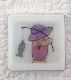 """New & Exclusive: """"Quilt collection"""" Soap Bar with Sun Bonnet Sue and Overall Sam Quilt blocks (please, choose) Yard Art Crafts, Apple Flowers, American Quilt, Cross Stitch Pictures, Traditional Quilts, Woodworking Patterns, Quilt Patterns Free, Applique Quilts, Hand Quilting"""