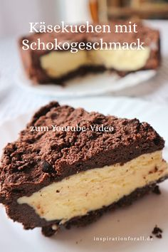Tiramisu, Baking Recipes, German, Cake, Ethnic Recipes, Sweet, Food, Cooking, Yummy Cakes