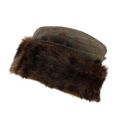 Carigeen Tweed Hat, Cleveland Tweed