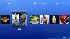 Se filtran las novedades que incluirá la próxima actualización de PS4
