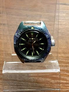 #VOSTOK #antimagnetic #amphibian #watches for #men #Waterproof #commanding milita #Vostok #Casual