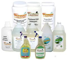 Natural Cleaning Supplies and other natural things - fun giveaway...check it out.