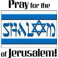 Pray Shalom of Jerusalem Tee