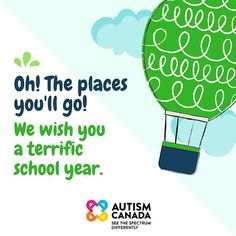 We send our #enthusiasm and #positivity to students teachers and families. We hope you have a successful transition back to #school.