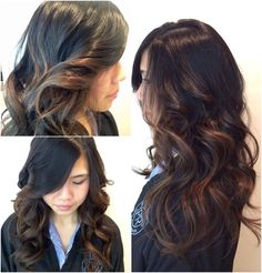 Balayage by #hairbyjoannechung