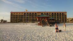 Fort Walton Florida At The Ramada Beach Resort