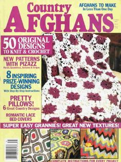 1993 Country Afghans - Nicoleta Danaila - Álbuns da web do Picasa