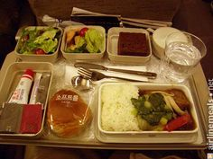 airlinemeals.net - the world's largest website about nothing but airline food!