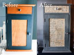 A DIY Kitchen Cabinetry Update for Book Lovers ~ Krrb Blog