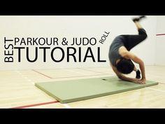 ▶ Best Parkour Roll, Judo Breakfall Tutorial - Rustic B
