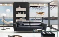 Living Room astounding-grey-sofa-feats-lovely-decorative-cushion-and-lovely-white-floor-lamp-and-beauteous-flooring-ideas-with-charming-new-style-2014-living-room-decorating-design Elegant Living Room Design 2015 and Interior Decoration Ideas